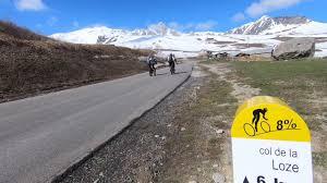 COL DE LA LOZE + ROCHER DE LA LOZE SK(E) BIKE By izi bike 15 mai - YouTube