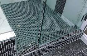 frameless glass shower doors custom