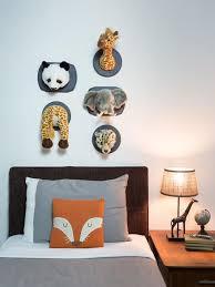 Upcycle Your Stuffed Animals Mount Them Big Game Style Kids Rooms Diy Diy Kids Decor Kids Decor