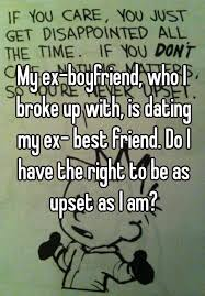 your dating my ex 🏆 tips to help you process emotions when
