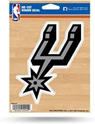 Amazon Com Sports Fan Decals Bumper Stickers Nba San Antonio Spurs Decals Bumper Sports Outdoors