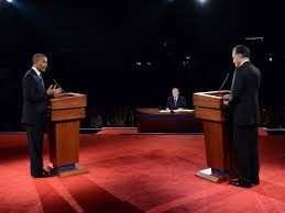 US Presidential Debate 2012 - Maddox Tan