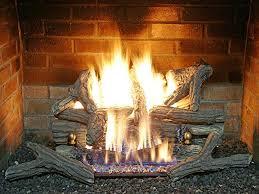 pioneer series vented natural gas log