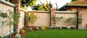 40 Amazing Backyard Fence Decor Design Ideas Idoroom