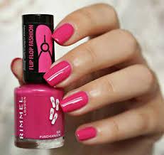 rimmel flip flop fashion nail polish