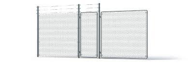 3d Metal Fence Model 10 Free Download