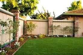 Neatly Landscaped Backyard Diy Backyard Landscaping Backyard Remodel Small Backyard Landscaping