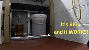 fermentation chamber