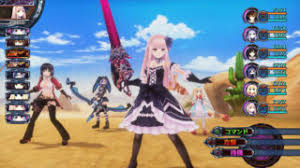 Fairy Fencer F Advent Dark Force Coming To Ps4 In July Next Gen Base