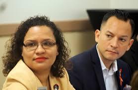Amy Mercado, Carlos Smith hear opinions on schools and guns bill