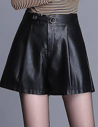 plus size daily going out shorts pants