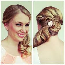 hair and makeup ideas wedding hair