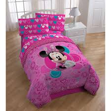bedding set red minnie mouse bedding