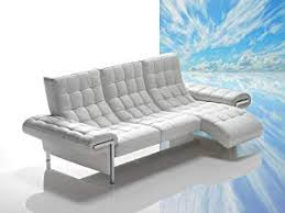 Sale Ivan White Full Top Grain Italian Leather Sectional Sofa ...