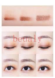 novo brand new lazy eyeshadow korean