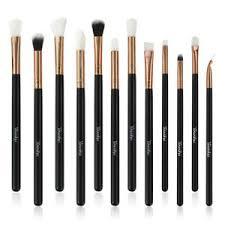 12pcs eyeshadow brows makeup brush set
