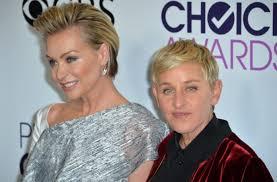 Ellen DeGeneres, Portia de Rossi attend counseling to keep marriage: Rumor    Micky News