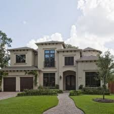 spanish style house exterior paint