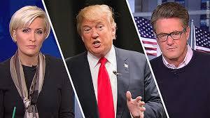 Donald Trump, 'Morning Joe' hosts hot mic chatter fuels favoritism ...
