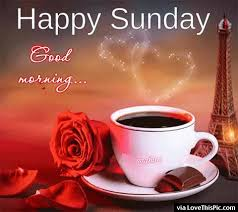 good morning happy sunday coffee quote gif gfycat
