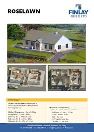 bungalows finlay buildfinlay build