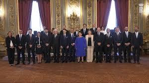 Governo Conte, i ministri hanno giurato: ecco la squadra ufficiale ...