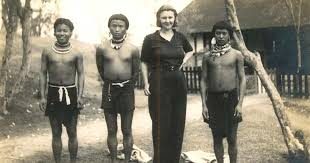 Ursula the 'Jungle Queen': The amazing story of the Englishwoman who led  Naga troops in WWII