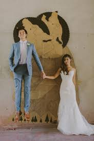 chic san go wedding at balboa park
