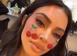 kim kardashian superb this filter that