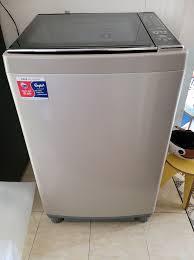 Máy giặt Aqua 10,5kg FW105AT * hàng điện... - ĐIỆN MÁY DUY KHANH
