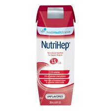 nestle nutrihep enteral nutrition for