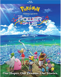 Pokemon the Movie: The Power of Us DVD Release Date March 19, 2019