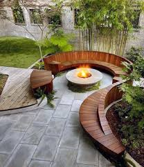 top 50 best fire pit landscaping ideas