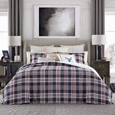 wallingford plaid comforter set