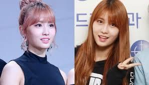 cur generation female idols look