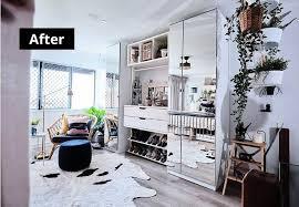 Bedroom Walk in Closet Open IKEA | Ikea australia, Ikea, Best ikea