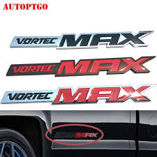Car Styling Rear Trunk Letter Vortec Max Emblem Badge Decal Sticker For Chevy Chevrolet Sierra Silverado Ss Gmc Best Car Badges Brand Car Logos From Backbuy 8 54 Dhgate Com