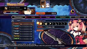 Fairy Fencer F Advent Dark Force Review Once More From The Top Techraptor