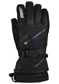 style leather glove