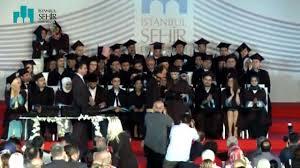 İstanbul Şehir Üniversitesi 2013 - 2014 Mezuniyet Töreni - YouTube