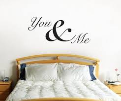 Vinyl Wall Decal Sticker You Me 1464 Stickerbrand