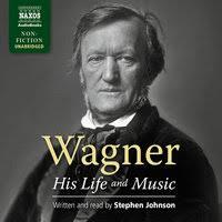 Wagner – His Life and Music - Audiolibro - Stephen Johnson - Storytel