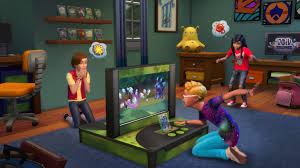 The Sims 4 Parenthood And Kids Room Stuff Now Available For Console Simsvip