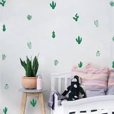 Cactus Wall Decals Tiggy S Boutique