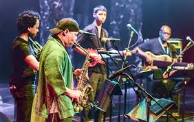 Steve Coleman - Another review from our @MtlJazzFestival gig.  http://www.jazzwisemagazine.com/breaking-news/14285-jamie-cullum-ala-ni-and- steve-coleman-crown-captivating-montreal-jazz-mass | Facebook