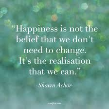 shawn achor quote about happiness rossi fox