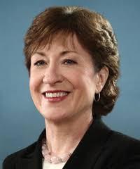 Susan Collins, Senator for Maine - GovTrack.us