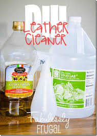 diy 2 ing leather cleaner and