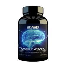smart focus brawn nutrition brain