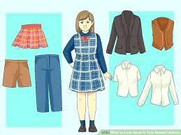 uniform pattern toqueglamour